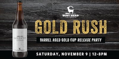 Gold Rush: Barrel Aged Gold Cup Release Party