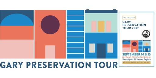 3rd Annual Gary Preservation Tour