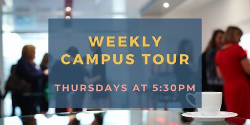 DigitalCrafts Weekly Campus Tour