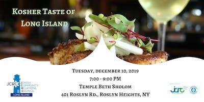Kosher Taste of Long Island 2019
