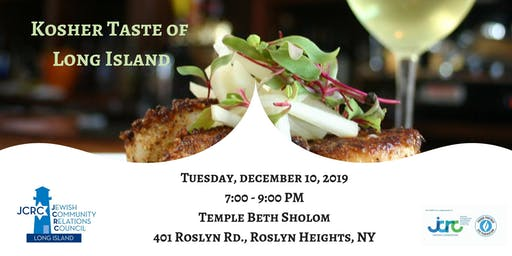 Kosher Taste of Long Island 2019