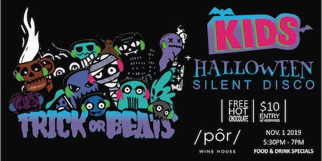(KIDS) Trick or Beats - Halloween Party & Silent Disco tickets