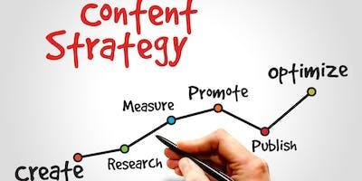 Content Marketing Workshop - Beginner & Intermediate Level