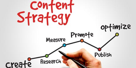 Content Marketing Workshop - Beginner & Intermediate Level tickets