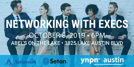YNPN Austin: Networking with Executives tickets