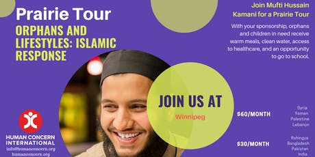 Prairie Tour with Mufti Hossain Kamani tickets