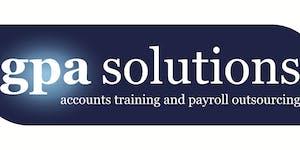 Manual & Computerised Payroll Award QQI Level 5 -...