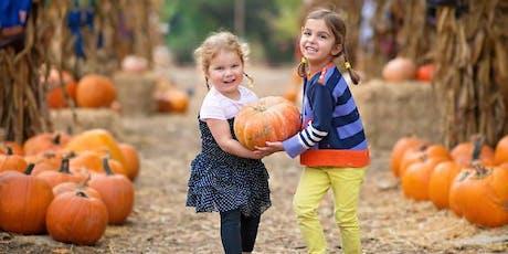 Pumpkin Patch Party  Tickets