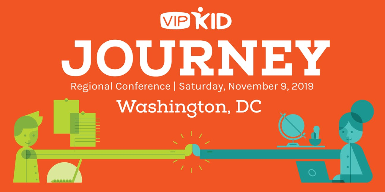 VIPKid Journey Conference - Washington DC