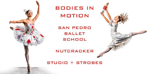Bodies in Motion: The Nutcracker Ballet with George Simian