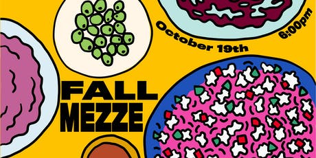 Fall Mezze Workshop with Seasoned Cook founder, Megan Barrie tickets