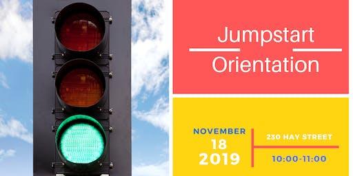 Jumpstart Orientation