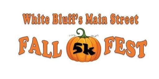 White Bluff's Main Street Fall Fest 5k
