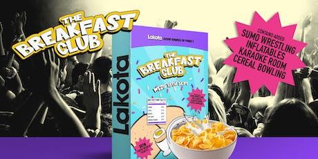 Breakfast Club Bristol: Free Cereal / Karaoke / Sumo Wrestling & More! tickets
