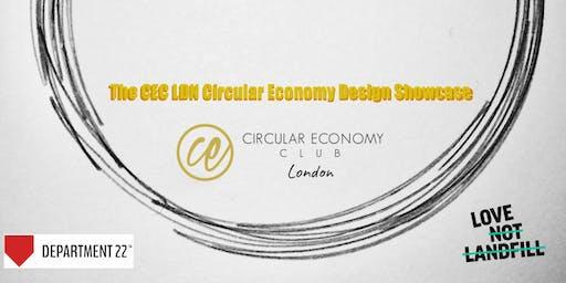 CEC London - Circular Economy Design Showcase