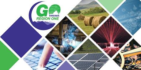 GO Virginia Region One How-to-Apply Workshop, Nov. 14, 2019 - Galax tickets
