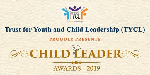 Child Leader Awards - 2019