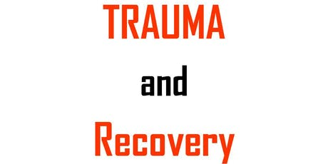 Trauma and Recovery Workshop for Professionals tickets