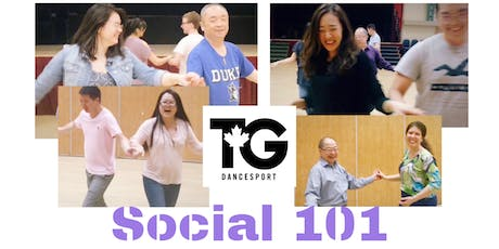 TGDancesport Social Dance 101 tickets