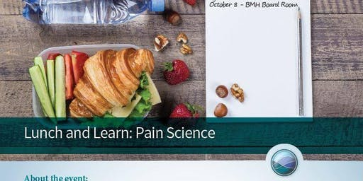 Pain Science | Lunch & Learn