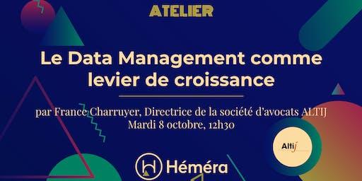 Changement date & de format : le Data Management comme levier de croissance
