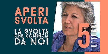 AperiSvolta con Rossella Panigatti biglietti