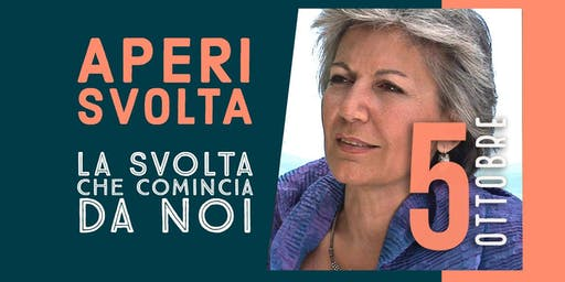 AperiSvolta con Rossella Panigatti