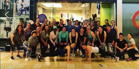 Fabletics Sweat and Shop  tickets