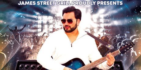 James Street Proudly Presents: Maninder Singh Live in A Musical evening tickets