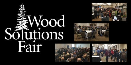 Toronto Wood Solutions Fair 2019 tickets