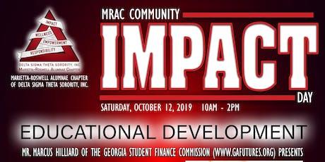 Impact Day - 2019  Financial Aid Seminar tickets