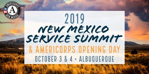 2019 Opening Day & New Mexico Service Summit