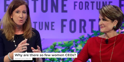 Why are there so few women CEOs? No one complies with 29 US Code Chapter 27