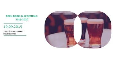 BEMONTAGE : OPEN DRINK & SCREENING