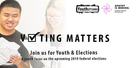2019 Youth & Elections tickets
