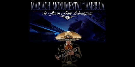 Mariachi Monumental de America tickets