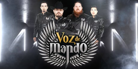 VOZ DE MANDO tickets
