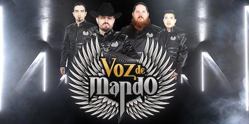 VOZ DE MANDO
