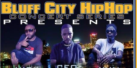 Bluff City HipHop Concert Series tickets