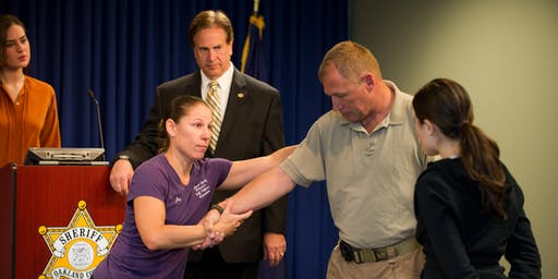 Women's Self Defense Class by the Oakland County Sheriff's Office