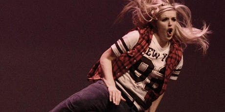 Hip Hop Workshop with Jessie Kajorinne tickets