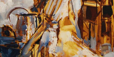 Monochromatic Still Life / Introduction to oil painting #1 tickets