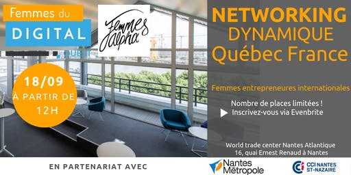 FDOuest | Networking dynamique Québec France