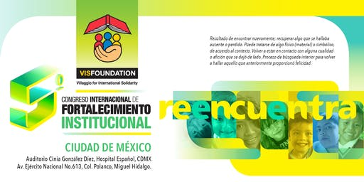 5o. Congreso Internacional de Fortalecimiento Institucional VIS Foundation México