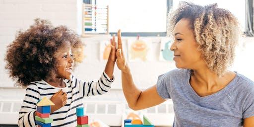 Raising Confident, Competent Children - Triple P Seminar