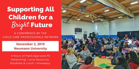 CCPN Fall Conference: Supporting All Children for A Bright Future tickets