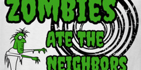 Zombies Ate the Neighbors 5K tickets