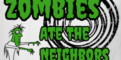 Zombies Ate the Neighbors 5K