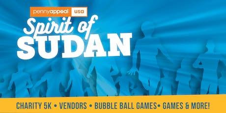 Spirit of Sudan tickets