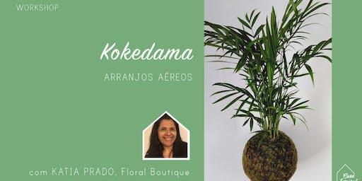 Workshop de Kokedama